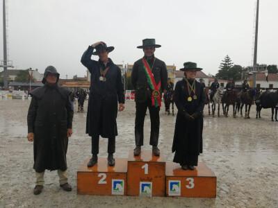 Final do Campeonato debaixo de chuva