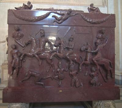 O Cavalo e a Atrelagem na Arte Romana