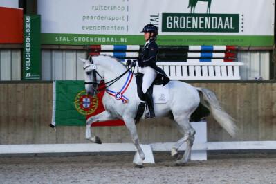 Guito Do Penedo Campeão dos Campeões na Holanda