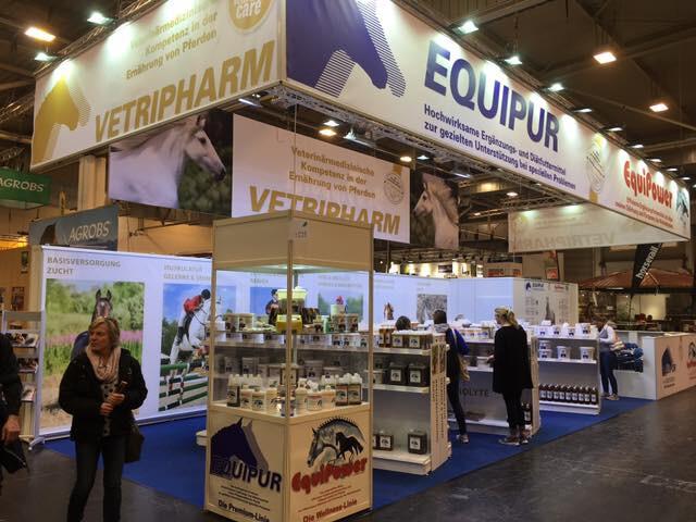 Vetripharm - Equitana 2019