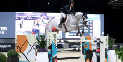 Marlon Modolo Zanotelli arrasa no Longines Masters Paris
