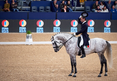 Portugueses na Madrid Horse Week