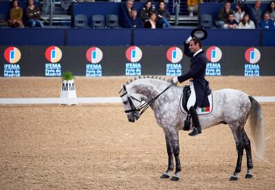 Portugueses na Madrid Horse Week