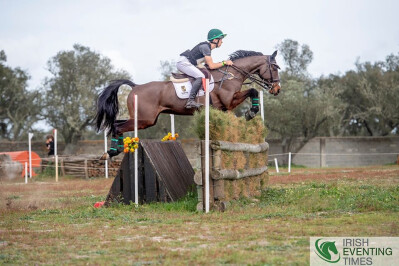 Cathal Daniels venceu CCI3* no Barroca International Horse Trials