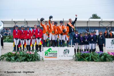 Campeões europeus da Juventude