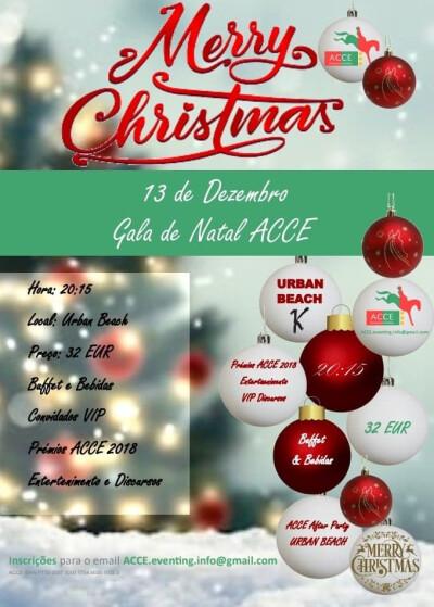 Gala de Natal ACCE