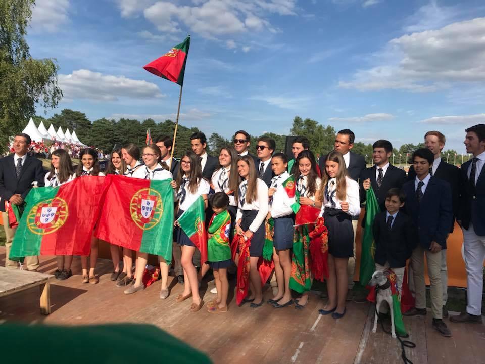 Campeonato da Europa Juventude 2018