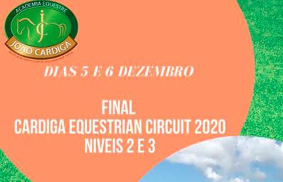 Cardiga Equestrian Circuit chega à Final