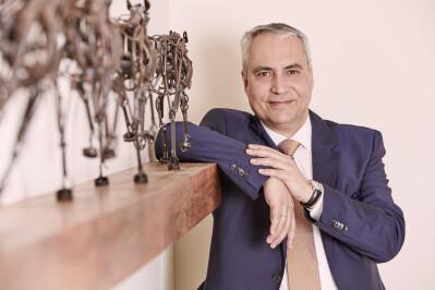 Ingmar De Vos, Presidente da FEI em entrevista