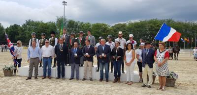 Portugal Campeão da Europa em Eq. de Trabalho
