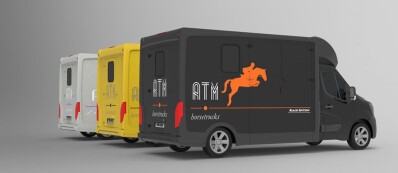 ATM Horsetrucks é o novo parceiro do Cardiga Equestrian Circuit