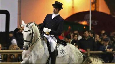 Salvador Pessanha impulsiona Dressage em Viseu