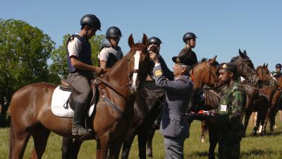 A presença do Colégio Militar na LXIII Semana Equestre Militar
