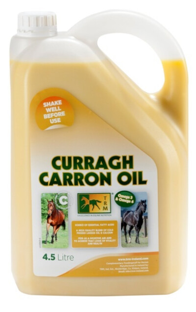 Curragh Carron Oil na Equinvest