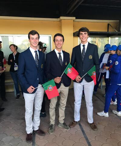 Mundial de Raides de Juniores e Jovens Cavaleiros