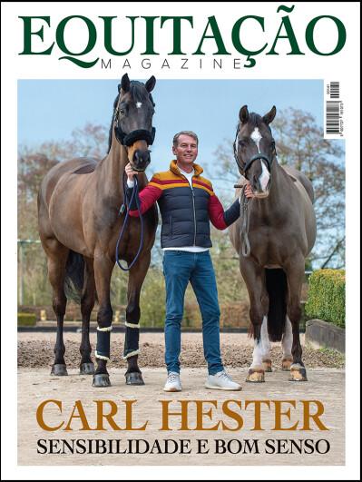 Revista Equitação: a sua companhia em tempo de quarentena