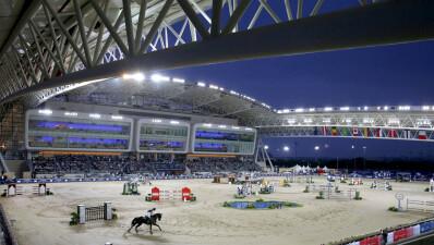 Global Champions 2020 arranca em Doha em Março