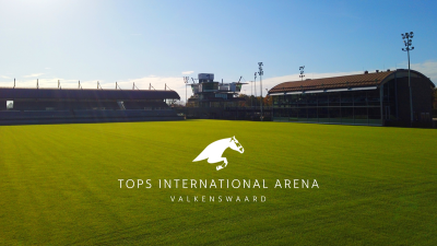 Tops International Arena tem nova pista relvada