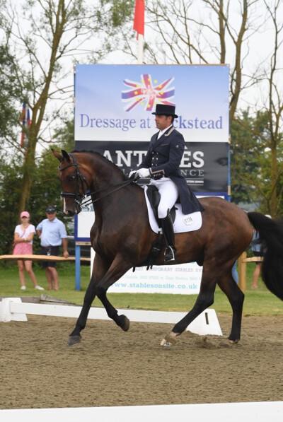 Luís Príncipe venceu em Hickstead