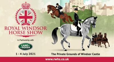 Royal Windsor Horse Show em Julho