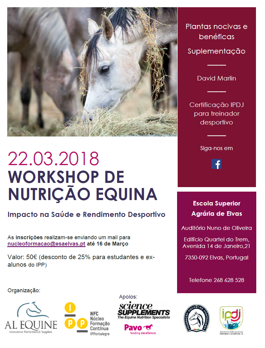 Workshop nutrição