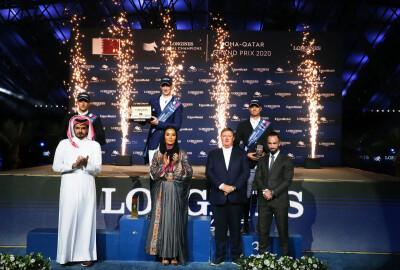 Daniel Deusser ganha primeira etapa do Global Champions