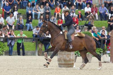 Feira do Cavalo recebe jornada do Campeonato