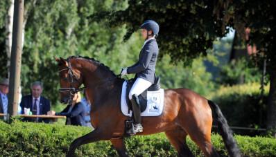 Ana Teresa Pires apura Braveaux para o Campeonato Alemão