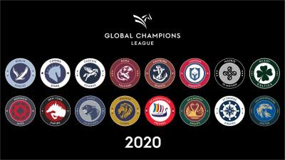 Equipas do Global Champions League 2020 reveladas