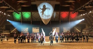 EPAE leva equitação portuguesa a França