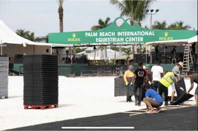 OTTO volta a ser escolha do Palm Beach International Equestrian Center