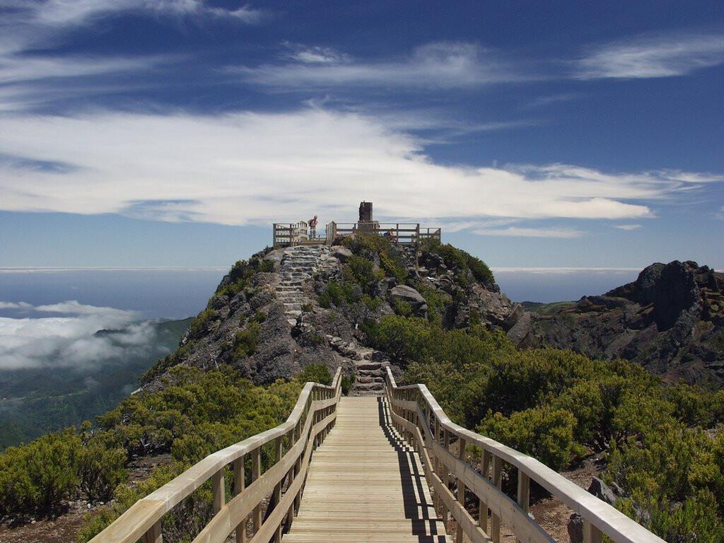 Pico-Ruivo-visitar-a-Madeira