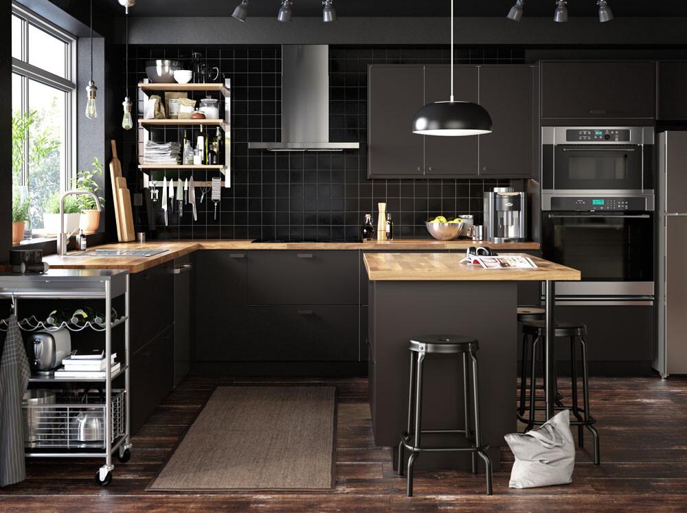 cozinhas-escuraso-design-de-interiores-em-2019