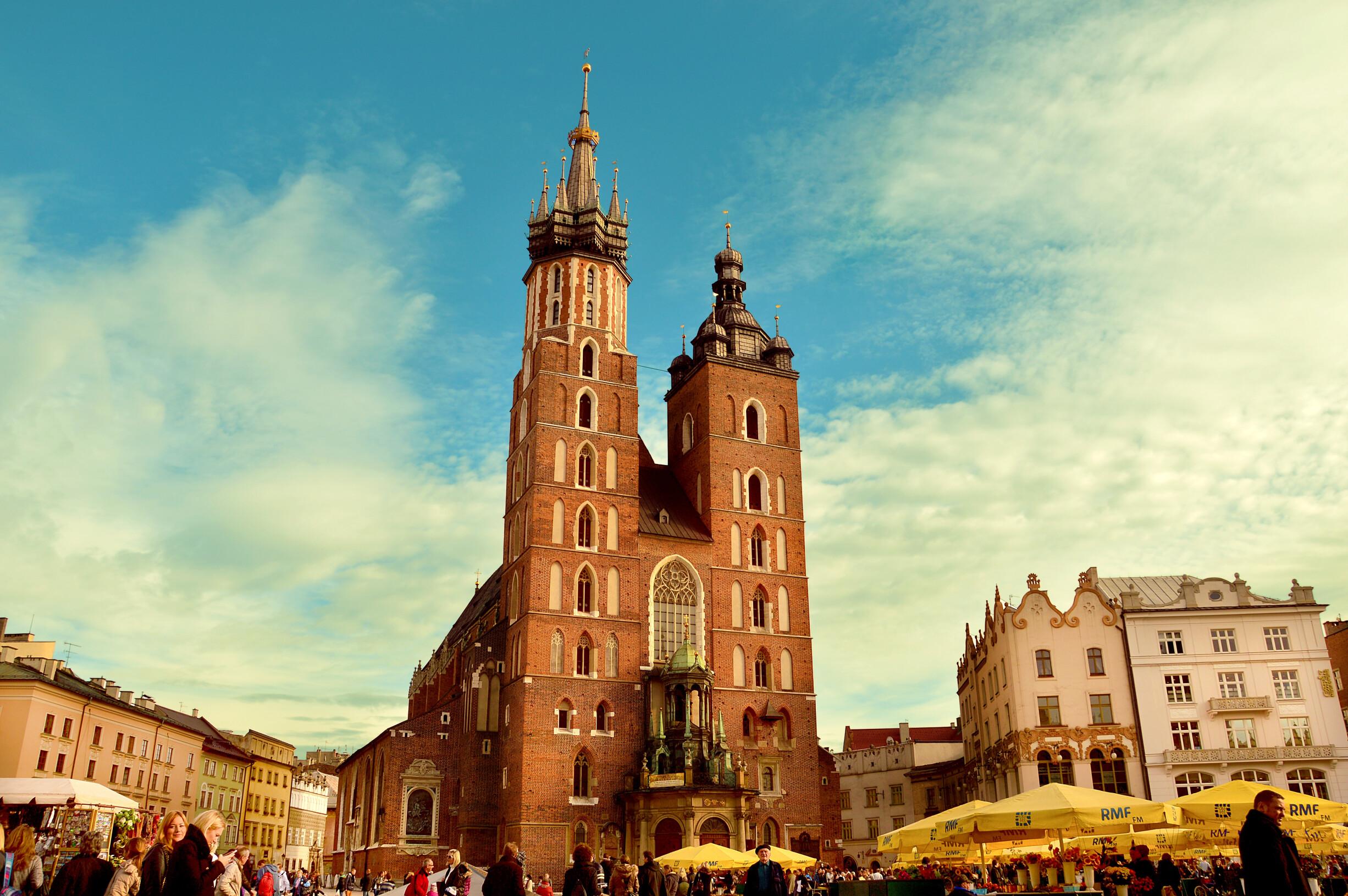 cracóvia-cidade-mais-baratas-para-visitar-na-Europa