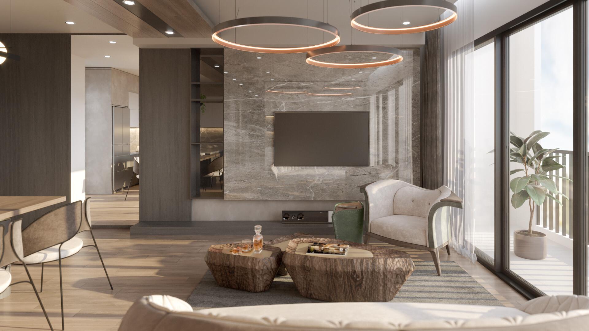 OPORTO Living Room_ALMA DE LUCE