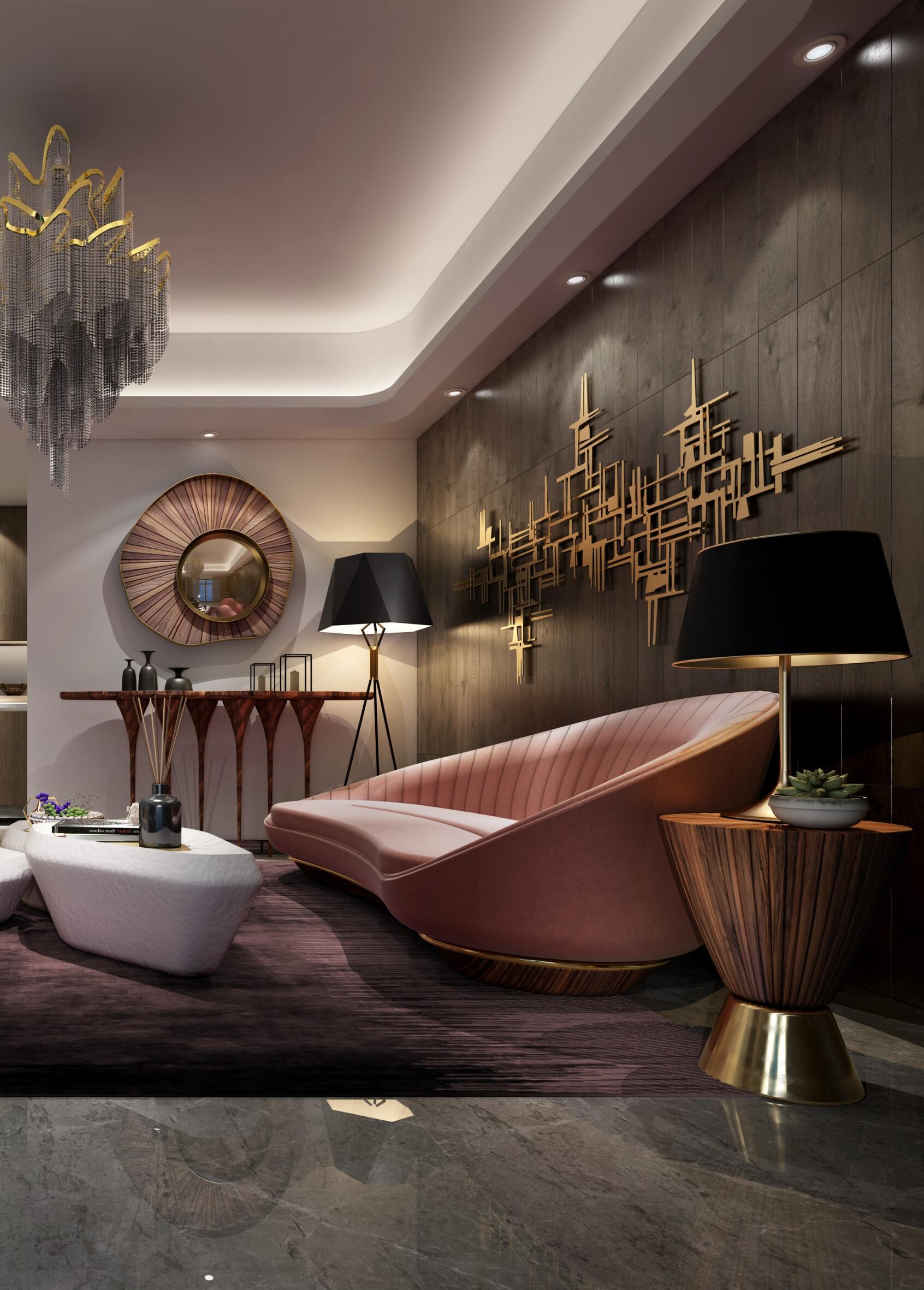 005 - Luxury Interior Design - ALMA de LUCE Project in Los Angeles