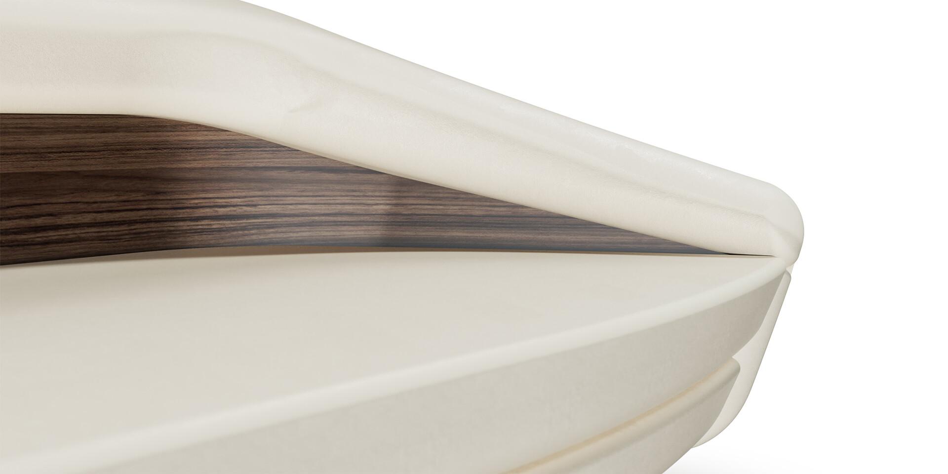 MATTERHORN SOFA - Detail View - ALMA de LUCE