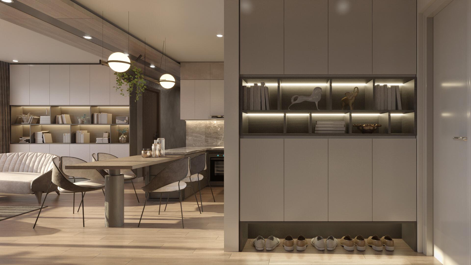 OPORTO Dining Room Table_ALMA DE LUCE