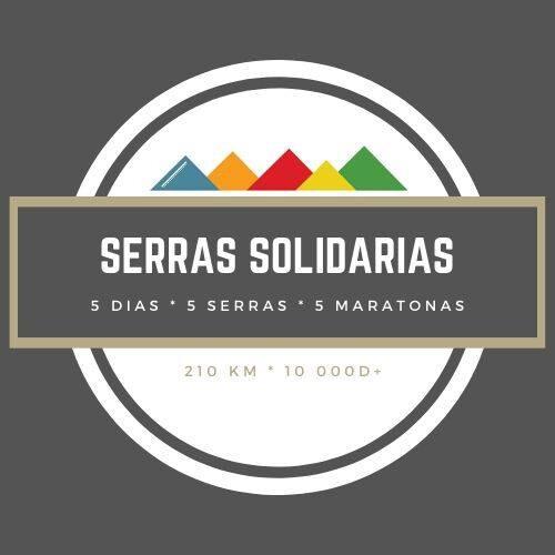 Serras solidárias cartaz